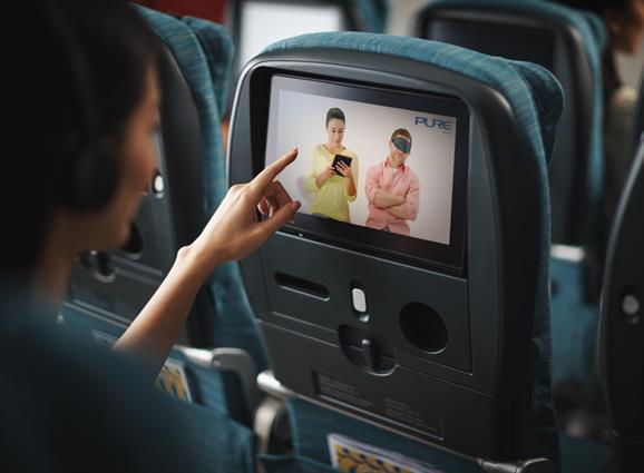 yoga en el vuelo