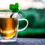 taza de té polifenoles